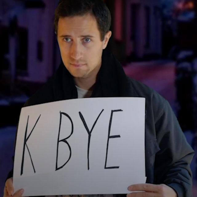 """Freddy Perry """"K Bye"""""""