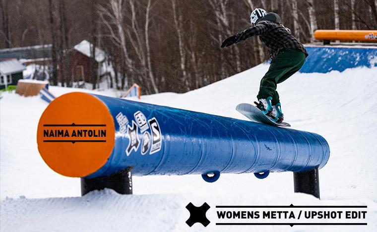 Metta Womens Snowboard Binding