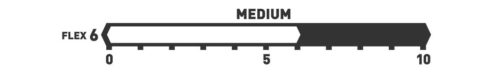 Bent Metal Bindings Transfer Flex Scale