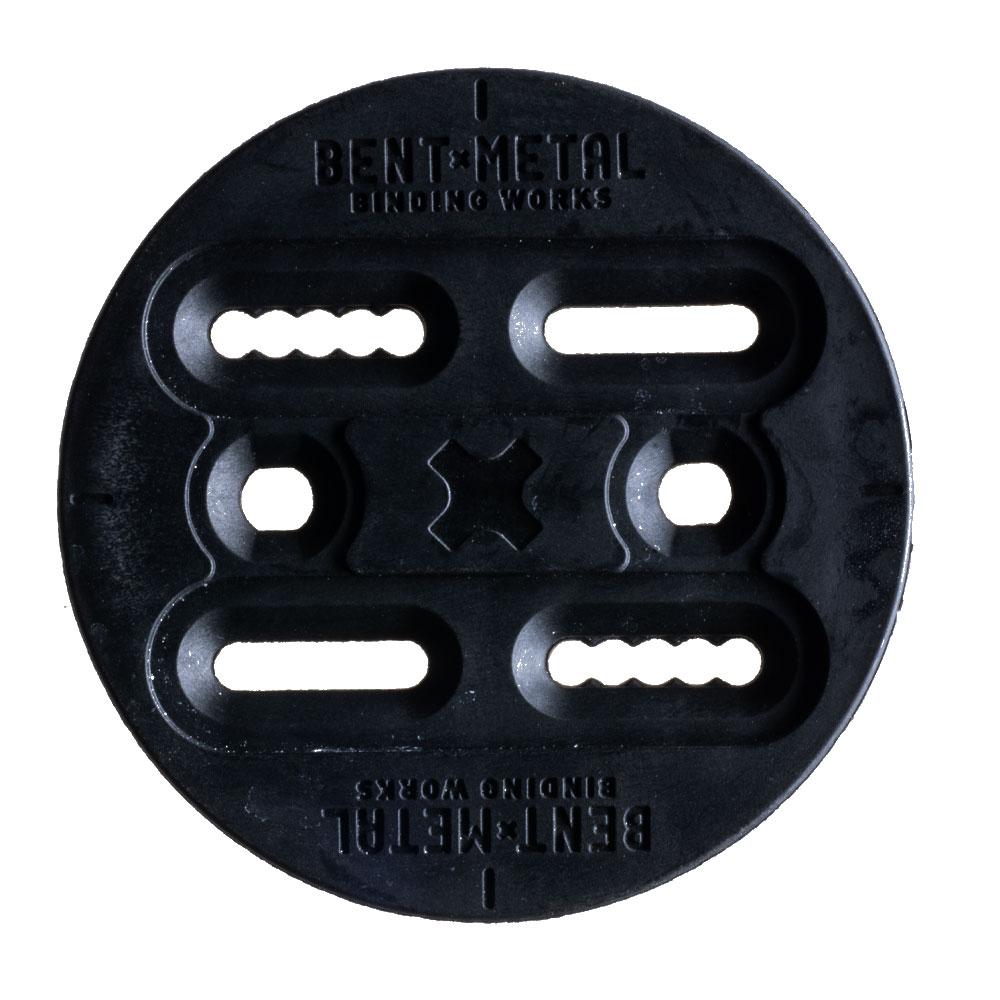 Bent Metal Bindings Tech Large Pivot Disk