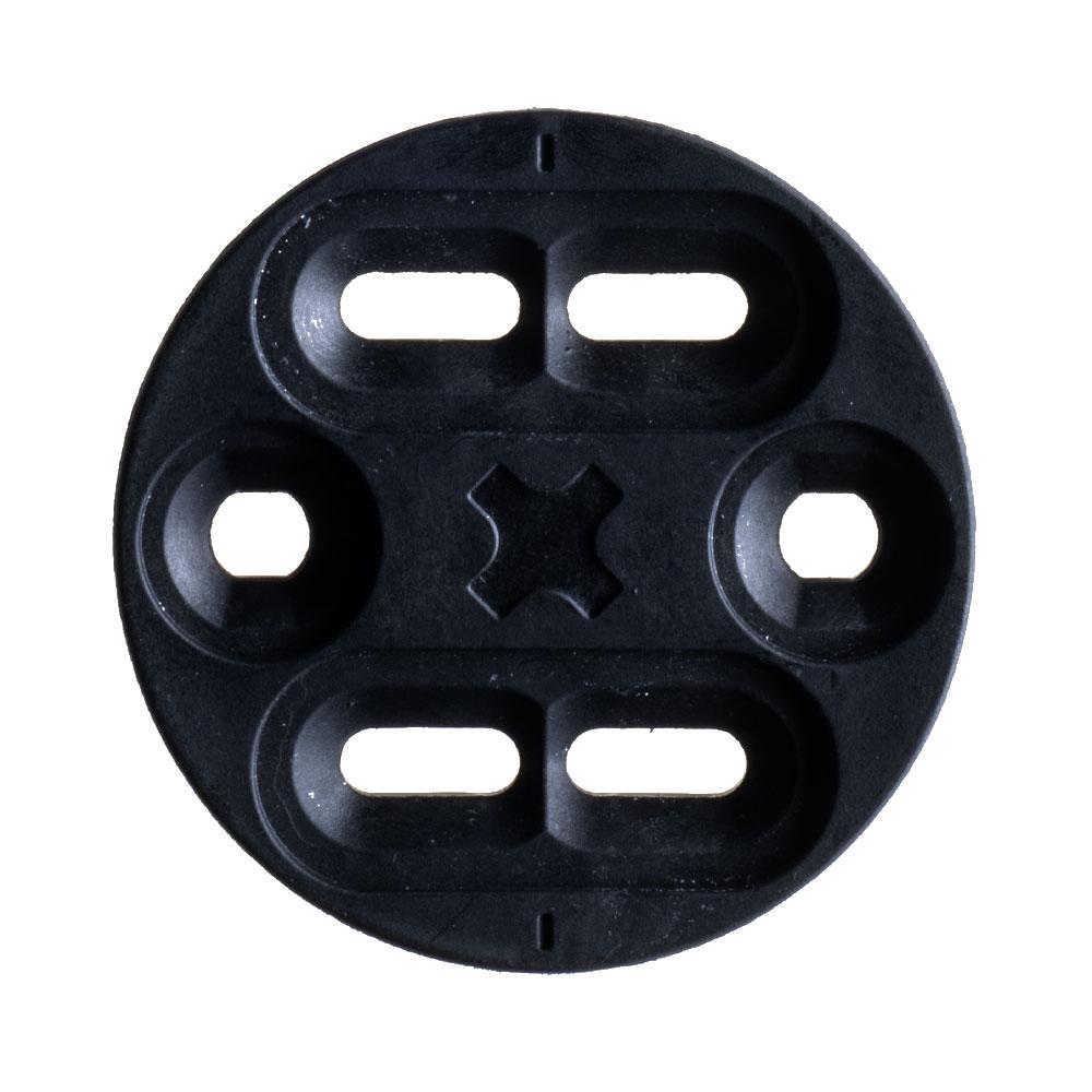 Bent Metal Bindings Tech Small Pivot Disk
