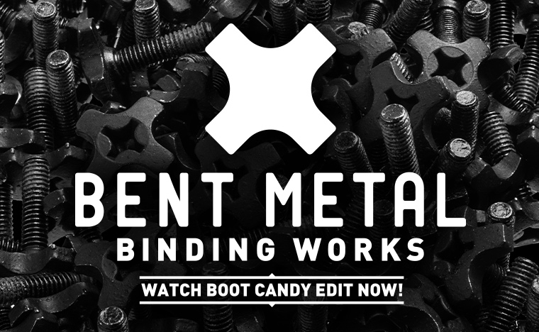 Boot Candy edit from Bent Metal Binding Works